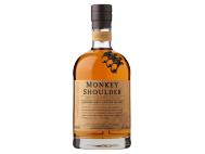 Monkey Shoulder Triple Malt whisky 40% 0.7l